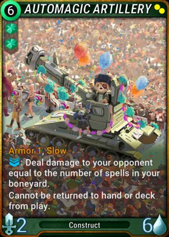 Automagic Artillery