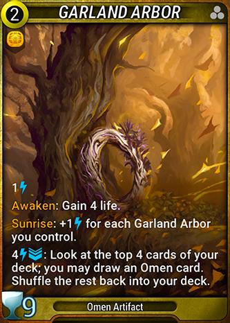 Garland Arbor