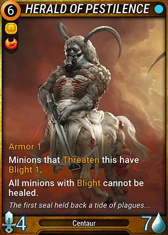 Herald of Pestilence