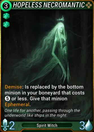 Hopeless Necromantic