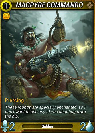 Magpyre Commando