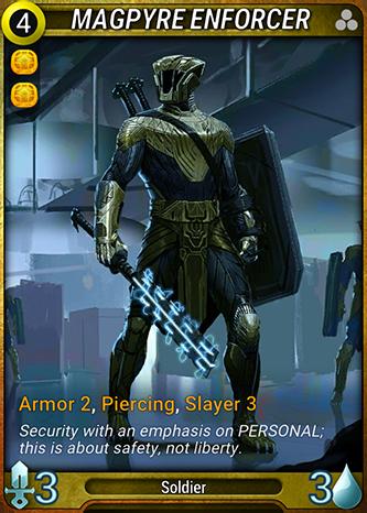 Magpyre Enforcer