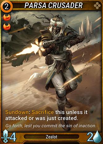 Parsa Crusader