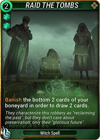 Raid the Tombs