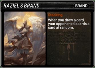 Raziel's Brand