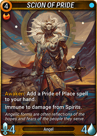 Scion of Pride