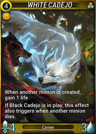 White Cadejo