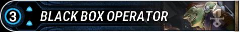 Black Box Operator