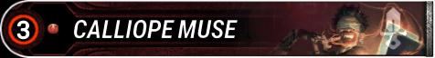 Calliope Muse