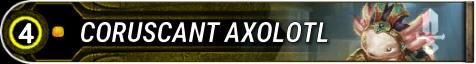 Coruscant Axolotl