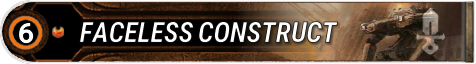 Faceless Construct