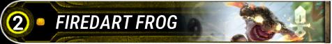 Firedart Frog