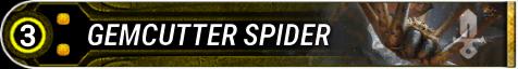 Gemcutter Spider