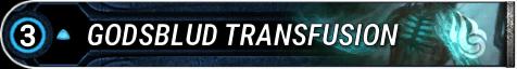 Godsblud Transfusion