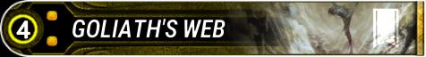 Goliath's Web