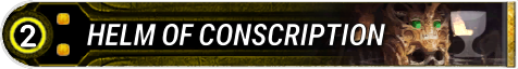 Helm of Conscription