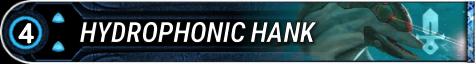 Hydrophonic Hank