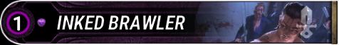 Inked Brawler