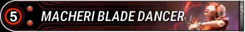 Macheri Blade Dancer