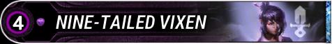 Nine-Tailed Vixen