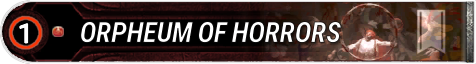 Orpheum of Horrors