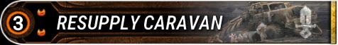 Resupply Caravan
