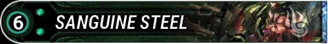 Sanguine Steel