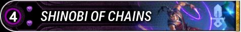 Shinobi of Chains