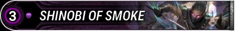 Shinobi of Smoke