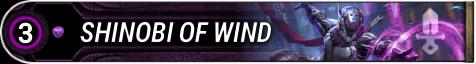Shinobi of Wind