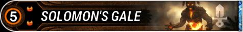 Solomon's Gale