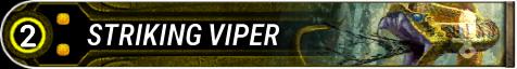 Striking Viper