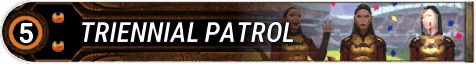 Triennial Patrol