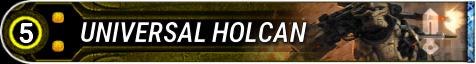Universal Holcan