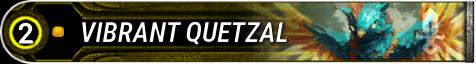 Vibrant Quetzal