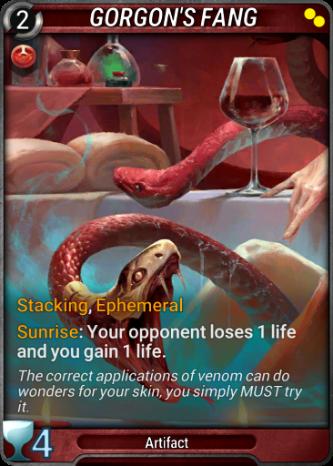 Gorgons Fang