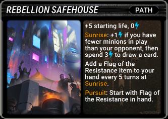 Rebellion Safehouse
