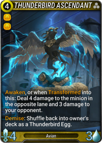 Thunderbird Ascendant